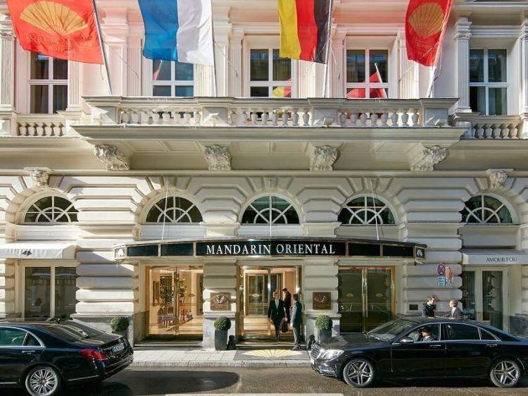 Mandarin Oriental Munich Copyright