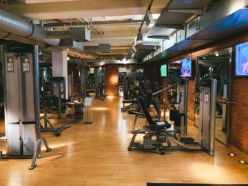 Park Hyatt Hamburg Fitness
