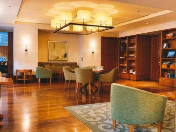 Park Hyatt Hamburg Park Lounge 2