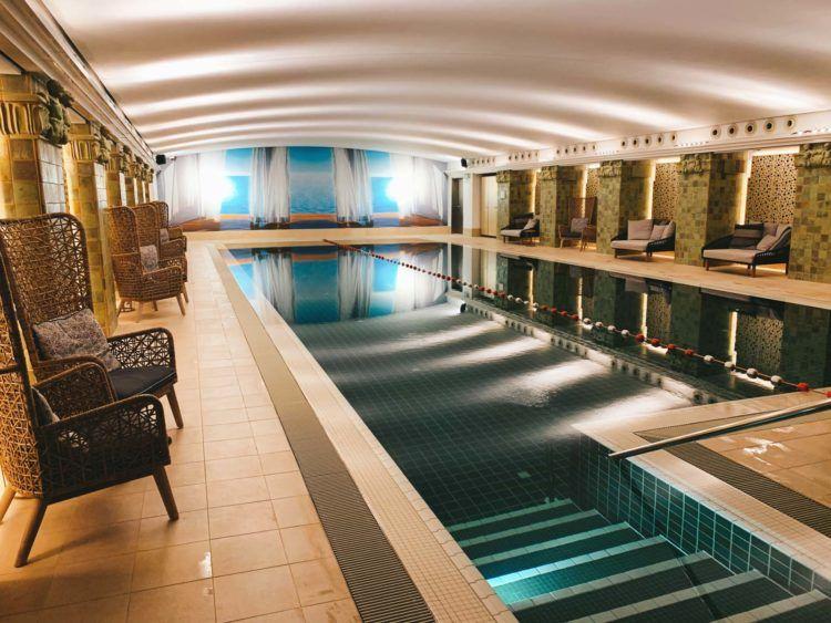 Park Hyatt Hamburg Pool 1
