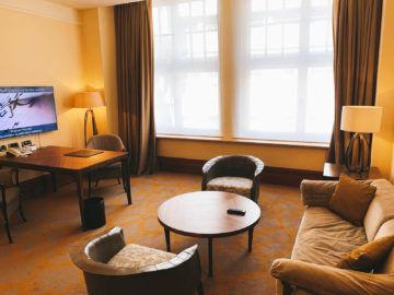 Park Hyatt Hamburg Wohnzimmer 4