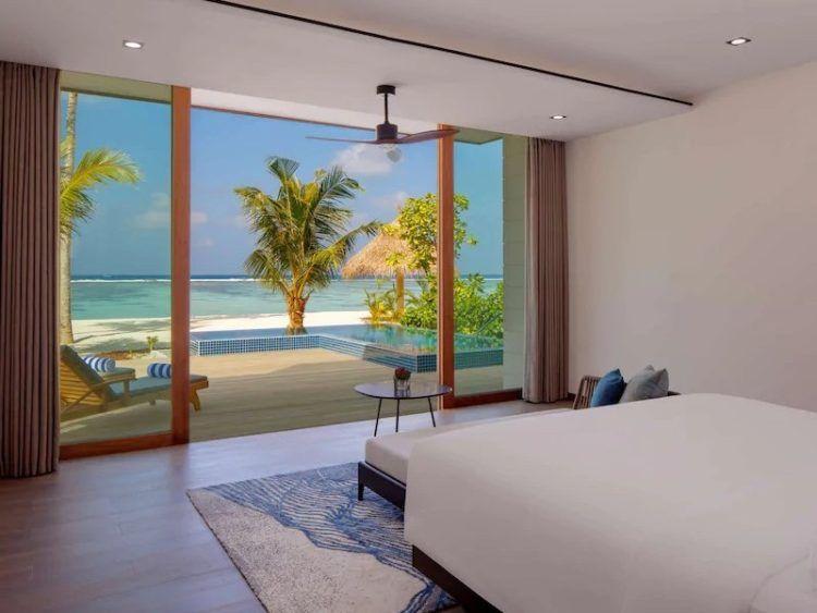 Radisson Blu Maldives Beach Villa Mit Pool Copyright