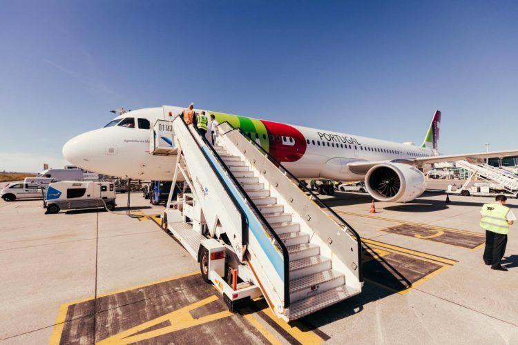 Tap Portugal A321 Lr Copyright