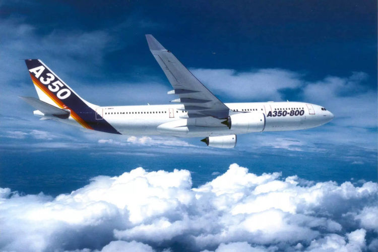 Airbus A350 800 Original Copyright