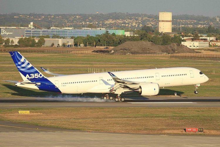Airbus A350 900 Werksbemalung Pixabay