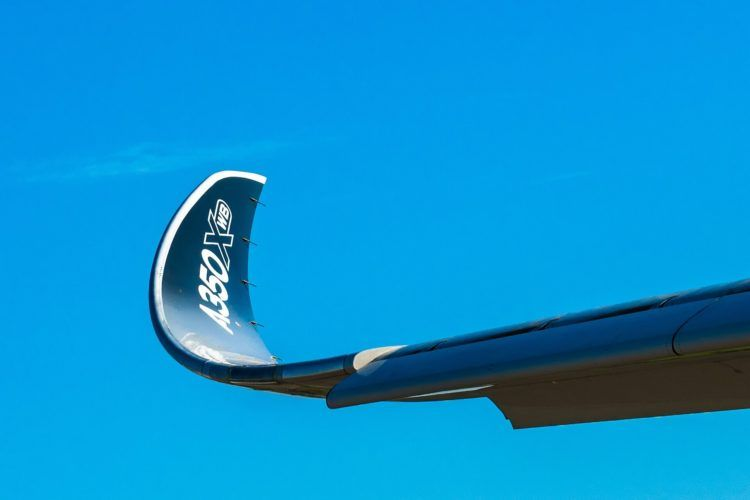 Airbus A350 900 Winglets Pixabay