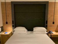 Hilton Muenchen Airport Bett