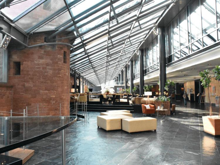 Hyatt Regency Mainz Lobby