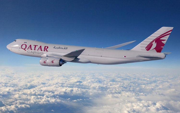 Korean Air Cargo Boeing 747 8 Frachter Cargo Copyright