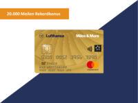 Miles And More Kreditkarte 20000 Meilen Bonus