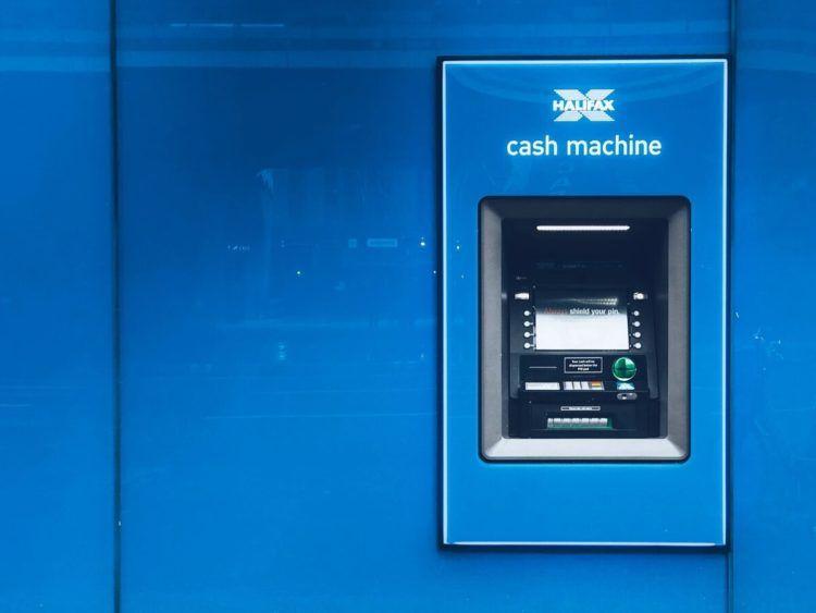 Atm Cash Machine Halifax Geldautomat Unsplash