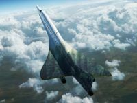 Boom Technology Overture Takeoff Copyright