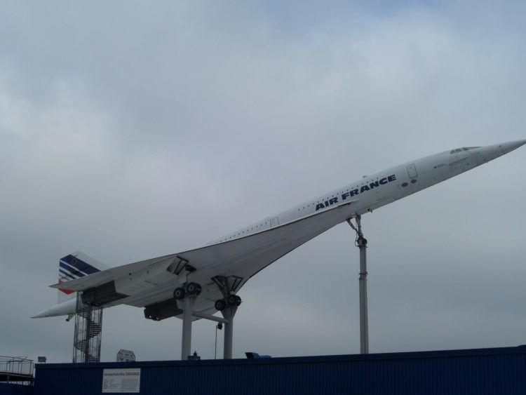 Concorde Im Museum Pixabay