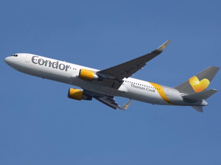 Condor Boeing 767 300er Titelbild Copyright