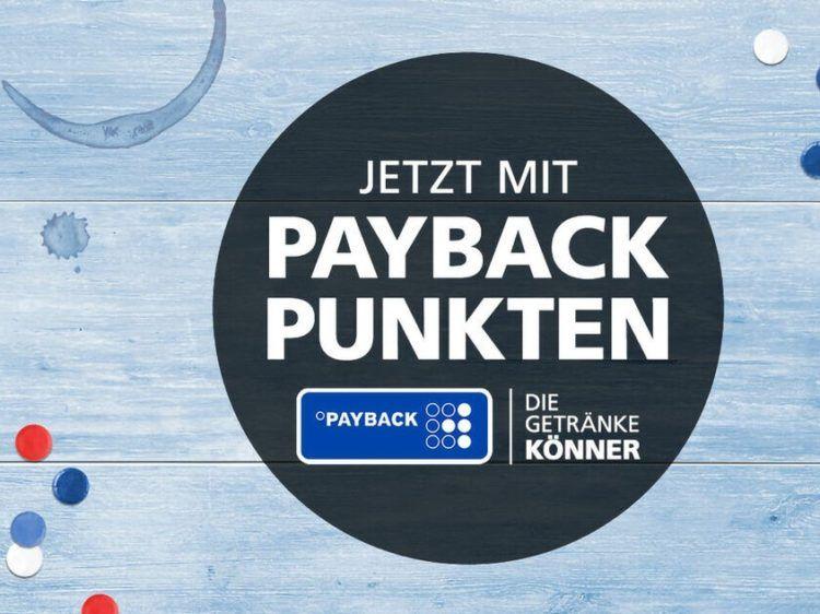 Die Getraenkekoenner Logo Payback Partner