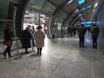 Eingang Zur Registrierung Centogene Testzentrum Frankfurt