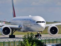 Emirates Boeing 777 300er Titelbild