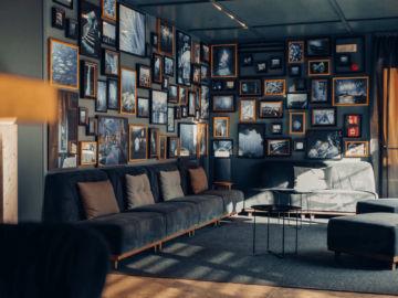 Hyatt Centric Murano Venice Lobby Lounge Copyright