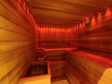 Hyatt Centric Murano Venice Sauna Copyright