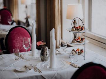 Schloss Fuschl Schloss Restaurant Copyright