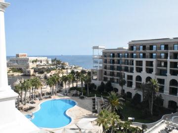 The Westin Dragonara Resort Malta Balkon
