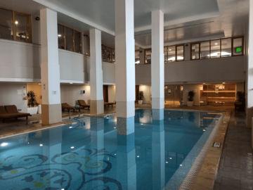 The Westin Dragonara Resort Malta Indoor Pool