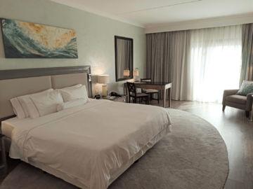 The Westin Dragonara Resort Malta King Bed