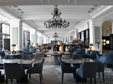 The Westin Dragonara Resort Malta Lobby