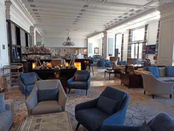 The Westin Dragonara Resort Malta Lobby Orvm Bar
