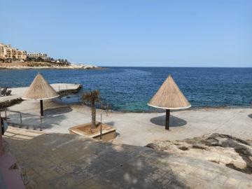 The Westin Dragonara Resort Malta Meerzugang