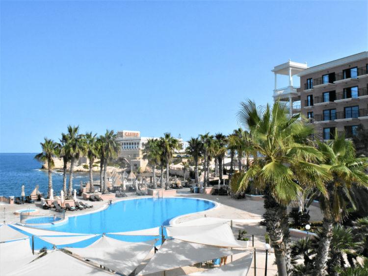 The Westin Dragonara Resort Malta Outdoor Overview
