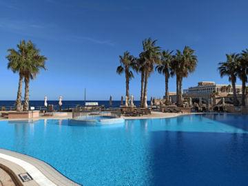 The Westin Dragonara Resort Malta Outdoor Pool