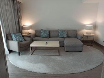 The Westin Dragonara Resort Malta Wohnzimmer