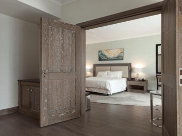 The Westin Dragonara Resort Malta Wohnzimmer Blick