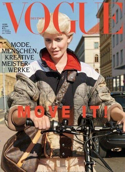 Vogue mit 6.030 Meilen für 60,80 Euro (1,01 Cent/Meile)