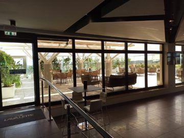 La Valette Club Lounge Malta Aussenbereich