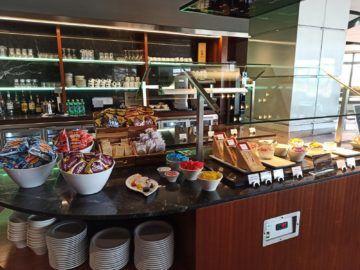 La Valette Club Lounge Malta Snacks