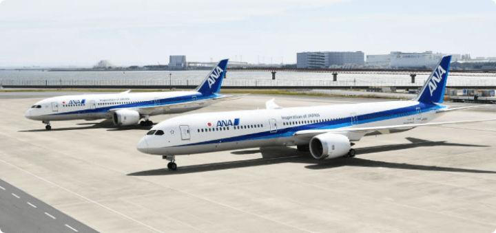 Boeing 787 10 Ana Copyright