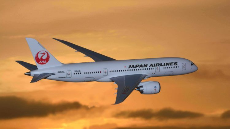 Boeing 787 8 Japan Airlines Pixabay