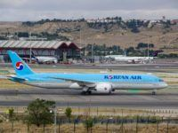 Boeing 787 Korean Air Unsplash