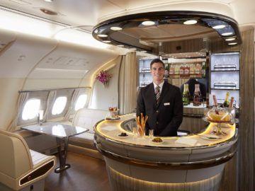 Emirates Neue First Class Lounge Copyright