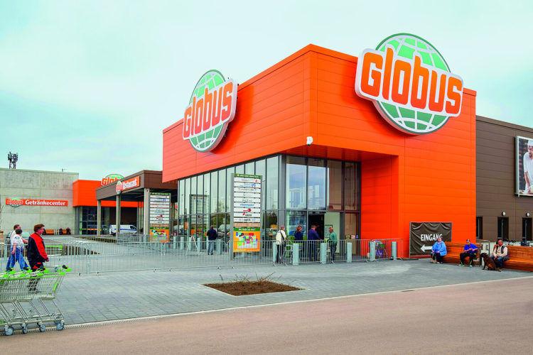 Globus Neuer Payback Partner Copyright