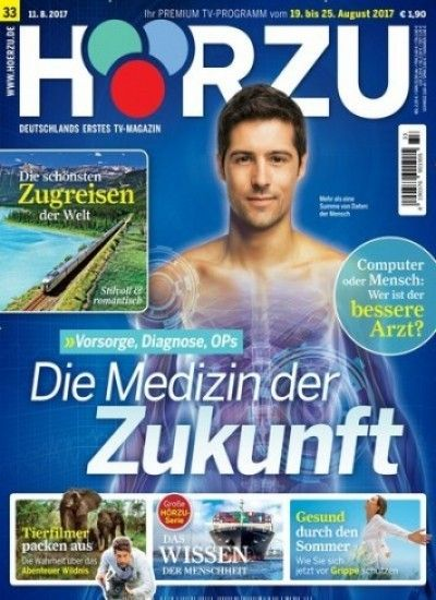 Hoerzu Cover Dezember 2020