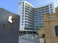 Hyatt Regency Malta Fassade