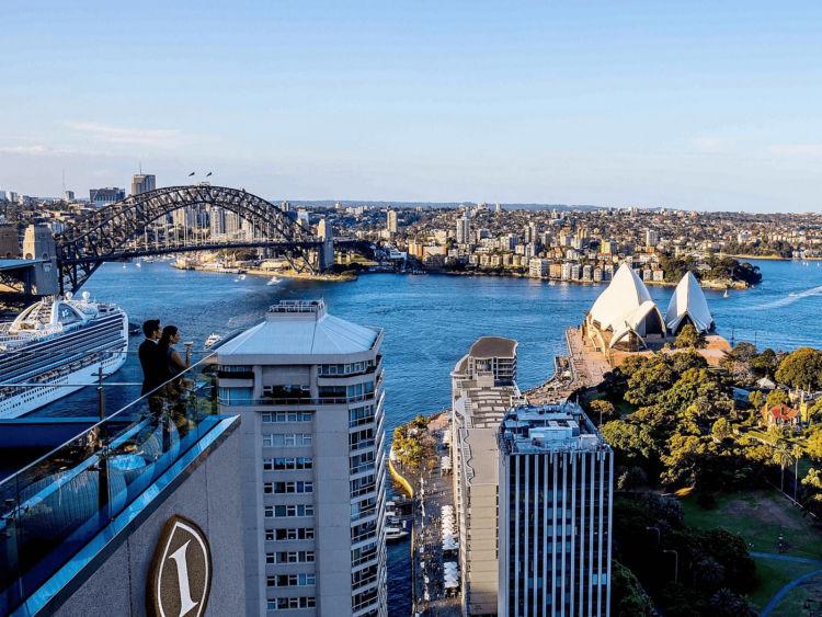 Intercontinental Sydney Copyright