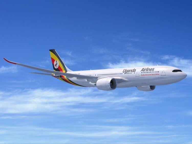 A330 800 Uganda Airlines Copyright