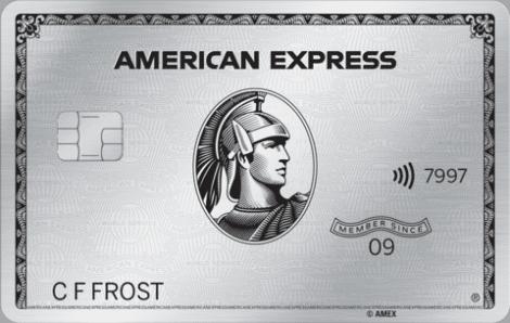american express platinum card kreditkarte at