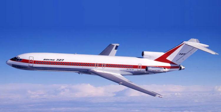 Boeing 727 200 Copyright Boeing