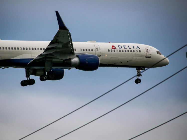 Delta Airlines Boeing 757 Titelbild Unsplash