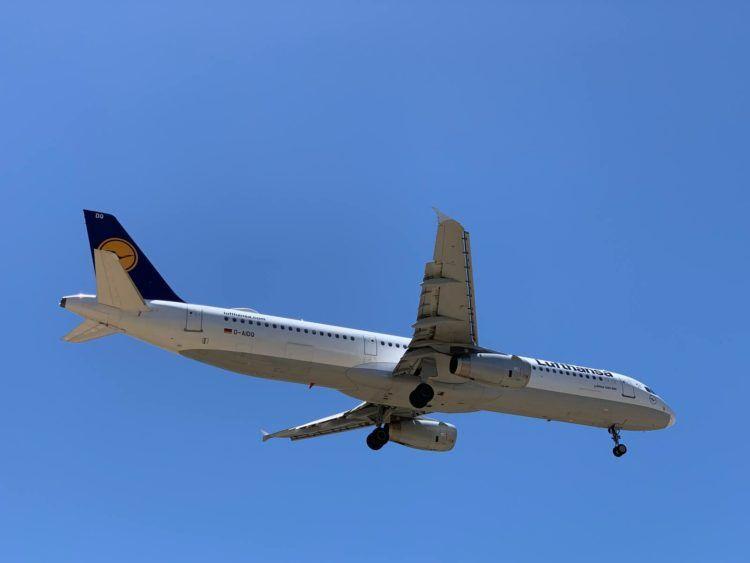 Lufthansa Airbus A321 200 Unsplash
